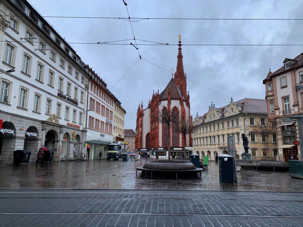 Oberer Markt Würzburg